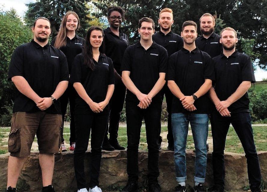 L'équipe du projet Cigogne